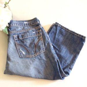 Hollister Jeans - Hollister Jeans Capri Pants 31x18